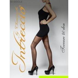 Купить колготки женские фантазийные intreccio  40 den CHARMANTE TOCCARE 40