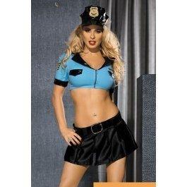 Купить комплект (4 предм.) Caprice Police Lady