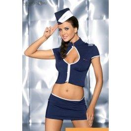 Купить костюм стюардессы Caprice Night Flight