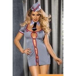 Купить платье+стринги+воротничок Caprice Conductor