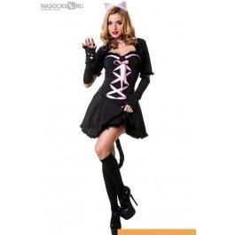 Купить костюм гламурная киса Le Frivole 02371