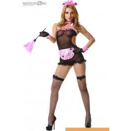 Купить костюм горничной секси Le Frivole 02900