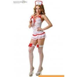 Купить костюм мед.сестры кружевной Le Frivole 02893