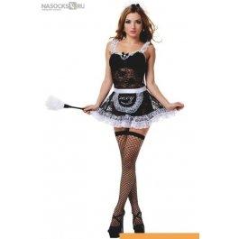 Купить костюм покорной горничной Le Frivole 02794