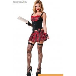 Купить костюм прелестной школьницы Le Frivole 02119