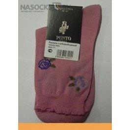 Купить носки жен. Punto Pamela corto