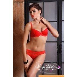 Купить бюст Dina (балконет) Rosa Selvatica Re 61 3