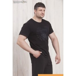 Купить футболка муж. NicClub Dante 1405