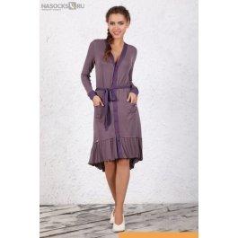 Купить халат средней длины NicClub Ciliegia 1404