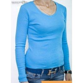 Купить футболка жен. с дл.рук. LIANA 211108RU