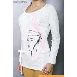 Купить футболка жен. с дл.рук. LIANA 211341-1RU