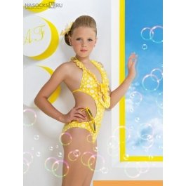 Детский купальник - трикини