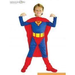 Купить костюм карнавальный для мальчиков (Супермен) Charmante BCH-1023