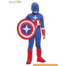 Купить костюм карнавальный для мальчиков (Капитан Америка) Charmante BCH-1061