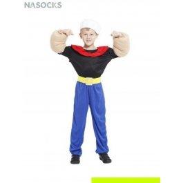 Купить костюм карнавальный для мальчиков (Моряк Папай) Charmante BCH-1102