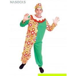 Купить костюм карнавальный для мужчин (Клоун) Charmante MCH-1017