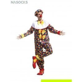 Купить костюм карнавальный для мужчин (Клоун) Charmante MCH-1029