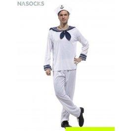 Купить костюм карнавальный для мужчин (Моряк-матрос) Charmante MCH-1031