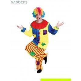 Купить костюм карнавальный для мужчин (Клоун) Charmante MCH-1044