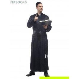 Купить костюм карнавальный для мужчин (Священник) Charmante MCH-1046