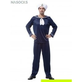 Купить костюм карнавальный для мужчин (Матрос-моряк) Charmante MCH-1064