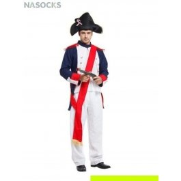 Купить костюм карнавальный для мужчин (Наполеон) Charmante MCH-1083