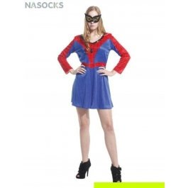 Купить костюм карнавальный для женщин (Человек-паук) Charmante WCH-1070
