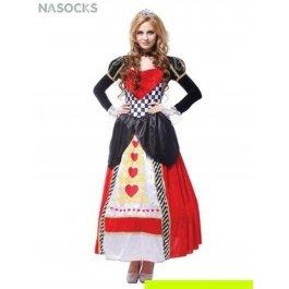Купить костюм карнавальный для женщин (Червовая королева) Charmante WCH-1084