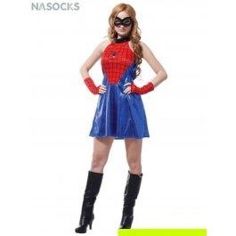 Купить костюм карнавальный для женщин (Спайдер-вумен) Charmante WCH-1111