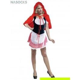 Купить костюм карнавальный для женщин (Красная шапочка) Charmante WCH-1139