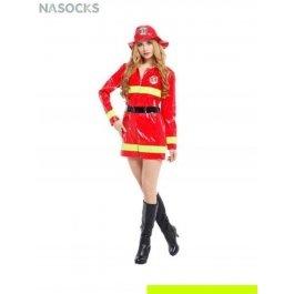 Купить костюм карнавальный для женщин (Пожарная) Charmante WCH-1180