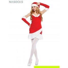 Купить костюм карнавальный для женщин (Санта-Клаус) Charmante XCH-1012