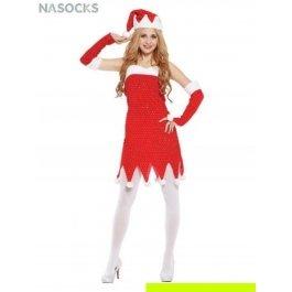 Купить костюм карнавальный для женщин (Санта-Клаус) Charmante XCH-1014