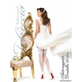 Купить чулки женские свадьба Charmante DENTELLA 20 aut.
