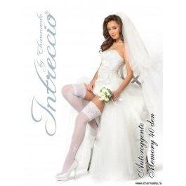 Купить чулки женские свадьба Charmante MEMORY 40 aut.
