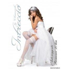Купить чулки женские свадьба Charmante ROMANCE 20 aut.