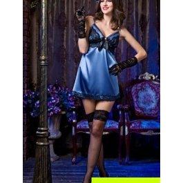 Купить комплект женский (платье, стринги, чулки, перчатки) Charmante e9665
