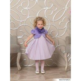Купить комплект для девочек (платье, болеро) Charmante PRAk061601B