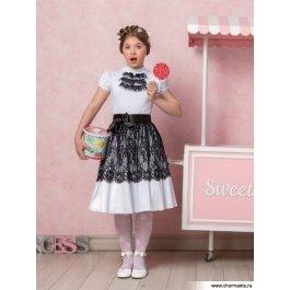 Купить комплект для девочек (топ, юбка) Charmante PRGk061615А