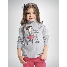 Джемпер PELICAN GJN353 для девочек, с рисунком