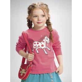 Джемпер PELICAN GJN351 для девочек, с рисунком
