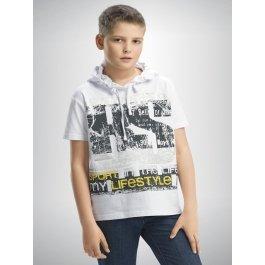 Джемпер PELICAN BTK429 для мальчиков 6-11 лет, в спортивном стиле