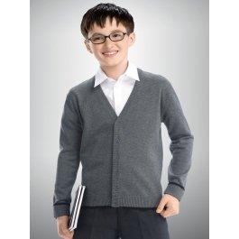 Джемпер PELICAN BKJX4043 для мальчиков 6-11 лет, классический