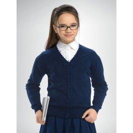Жакет PELICAN GKJX4073 для девочек 6-11 лет, хлопковый, с красивым воротом