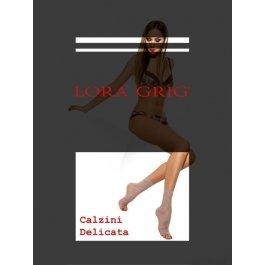 Носки Lora Grig DELICATA calzini LG женские с рисунком