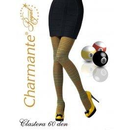 Колготки Charmante CLASTERA 60 женские с рисунком