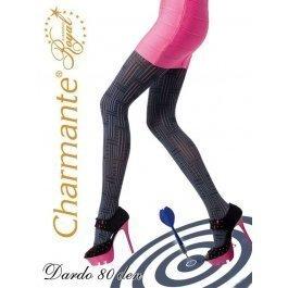Колготки Charmante DARDO 80 женские с рисунком