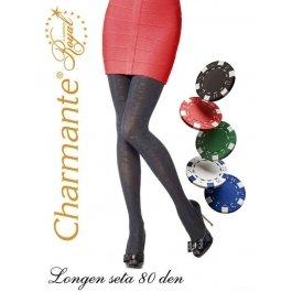 Колготки Charmante LONGEN 80 женские с рисунком