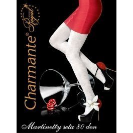 Колготки Charmante MARTINETTY 80 женские с рисунком