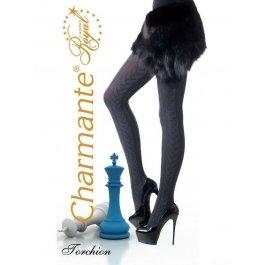 Колготки Charmante TORCHION женские с рисунком